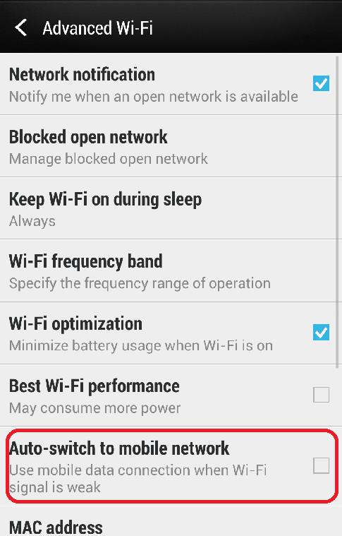 Turn On My Wi Fi >> How Come My Phone Running Android 4 2 2 And Above Can T Connect To